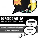 """Igandeak  Jai,  """"Urtaroak  Vivaldiren  begietatik"""""""