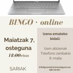 [EKINTZA  OSAGARRIAK]  Bingoa  on-line